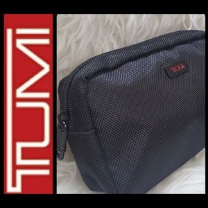 NEW Tumi travel make up Pouch case 7 available